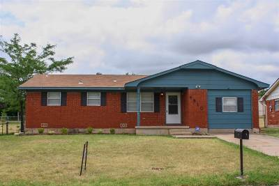 Lawton Single Family Home For Sale: 4810 NW Williams Ave