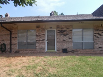 Duncan Single Family Home Under Contract: 1108 W Plato Rd #44