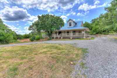 Medicine Park Single Family Home Under Contract: 304 Big Rock Rd