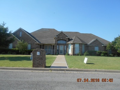 Lawton Single Family Home For Sale: 5014 SW Malcom Rd
