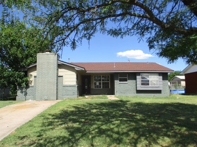 Lawton Single Family Home For Sale: 1509 NW 50th St