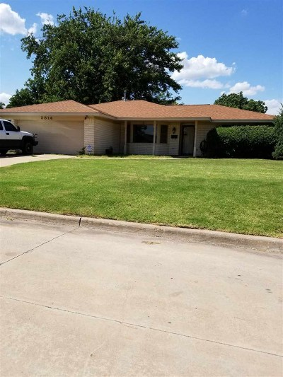 Lawton Single Family Home For Sale: 2814 NW Templeton Cir
