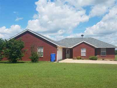 Lawton Single Family Home For Sale: 2002 S State Hwy 65