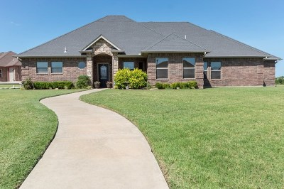 Lawton OK Single Family Home For Sale: $350,000