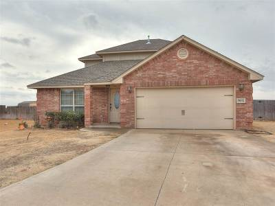 Lawton Single Family Home For Sale: 5002 SW Oxford Dr