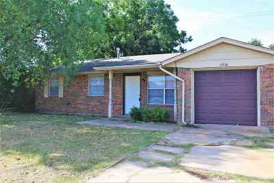Lawton Single Family Home For Sale: 6938 SW Forest Ave