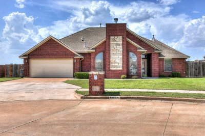 Lawton Single Family Home For Sale: 6817 SW Coralwood Dr