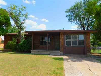 Lawton Single Family Home For Sale: 1506 NW 47th St