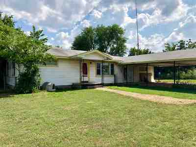 Duncan Single Family Home For Sale: 1516 E Main