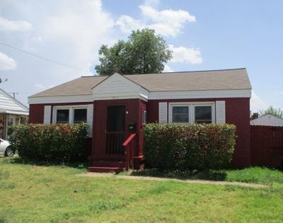 Lawton Single Family Home For Sale: 1922 NW Arlington Ave