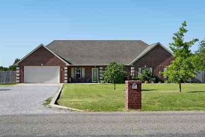 Lawton Single Family Home For Sale: 17053 W Gore Blvd