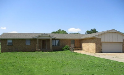 Caddo County Single Family Home For Sale: 1198 County Rd 1310