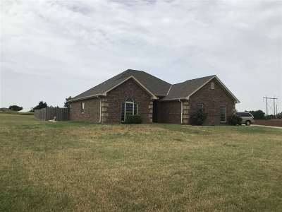 Comanche County Single Family Home For Sale: 276 Simmons Cir