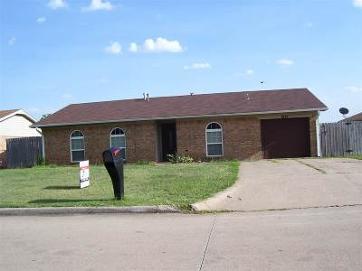 Comanche County Single Family Home For Sale: 6132 SW Park Ave