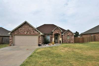 Single Family Home Under Contract: 1331 Saddle Rock Dr