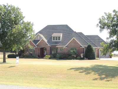 Lawton Single Family Home For Sale: 18 NW Eagle Mountain Dr