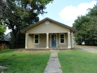 Fletcher Single Family Home For Sale: 601 W Griffin Ave
