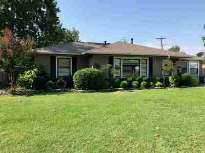 Duncan Single Family Home Under Contract: 1812 W Birch