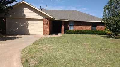 Cache Single Family Home Under Contract: 603 Auba Jane Cir
