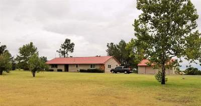 Lawton Single Family Home Under Contract: 606 NE 135th St