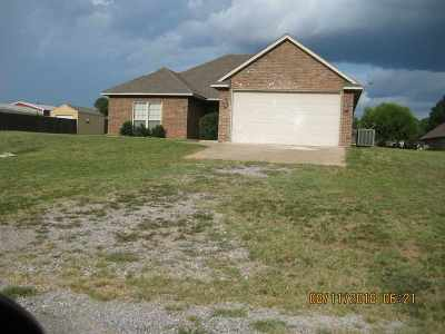 Fletcher Single Family Home For Sale: 606 Shady Oak