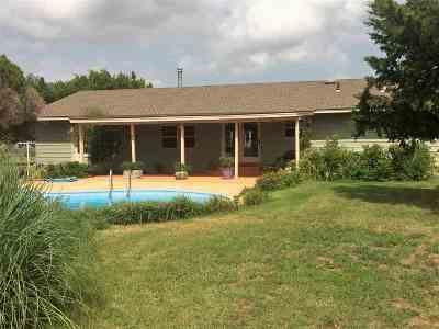 Lawton Single Family Home For Sale: 3901 SE 165th St