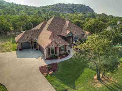 Lawton OK Single Family Home For Sale: $447,500