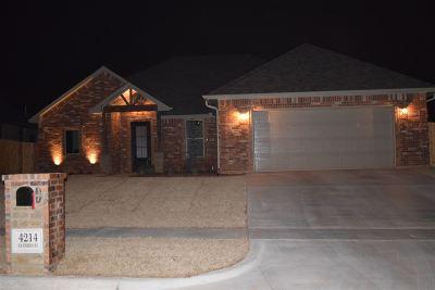 Lawton Single Family Home For Sale: 4214 SW Jefferson Ave