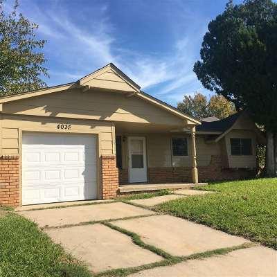 Lawton Single Family Home For Sale: 4035 SE Bedford Cir