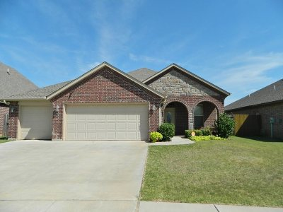Lawton Single Family Home For Sale: 7705 SW Marshall