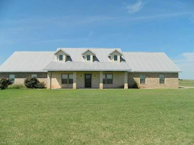 Lawton Single Family Home Under Contract: 6321 SW Deyo Mission Rd