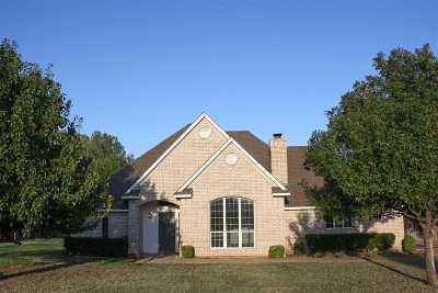 Lawton Single Family Home For Sale: 9 NW Pleasant View Ridge