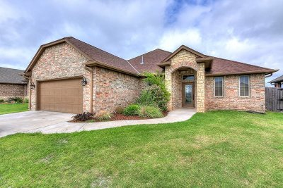 Lawton Single Family Home Under Contract: 2193 SW 56th St