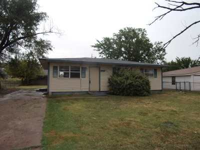 Lawton Single Family Home For Sale: 4545 SW G Ave