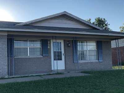 Lawton Single Family Home For Sale: 706 SE 41st St