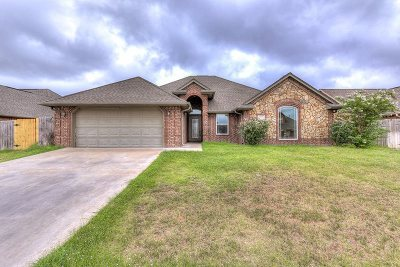 Lawton Single Family Home For Sale: 2220 SW 55th St