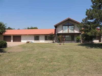 Lawton Single Family Home For Sale: 22715 Hwy 49