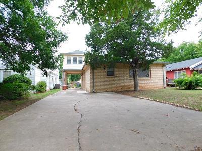 Lawton Single Family Home For Sale: 910 NW Arlington Ave