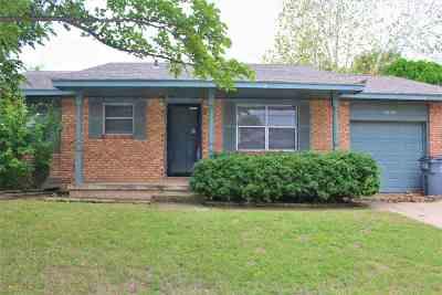 Lawton Single Family Home For Sale: 5338 NW Glenn Ave