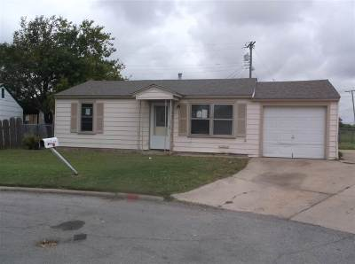 Lawton Single Family Home For Sale: 901 SW 29th St