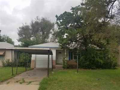 Lawton Single Family Home For Sale: 1811 NW Taft Ave