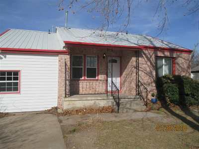 Lawton Single Family Home For Sale: 1309 NW Taylor Ave