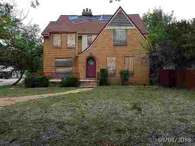 Lawton Single Family Home For Sale: 515 NW Bell Ave