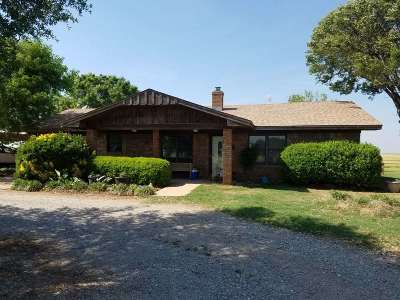 Walters Single Family Home For Sale: 182678 N 2490th Rd