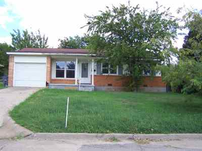 Lawton Single Family Home For Sale: 2529 NW 38th Pl