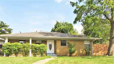 Lawton Single Family Home For Sale: 827 NW 31st St