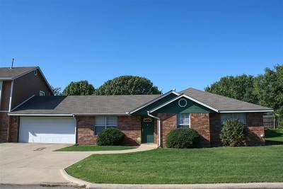 Comanche County Single Family Home For Sale: 6853 NW Willow Springs Dr