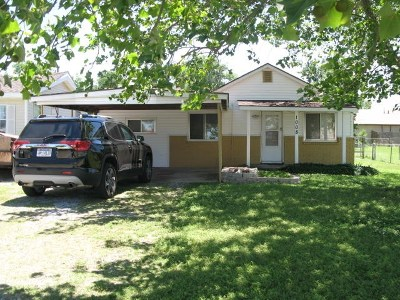Comanche County Single Family Home For Sale: 1008 SW Washington Ave