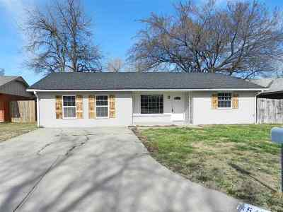 Lawton Single Family Home For Sale: 5425 NW Cottonwood Dr