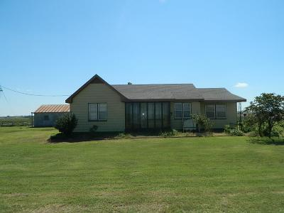 Cotton County Single Family Home Under Contract: 252530 E 1990 Rd